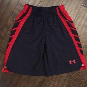 UA Basketball Shorts